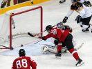 DEB-Team kassiert zweite Niederlage - 2:3 gegen Schweiz (Foto)