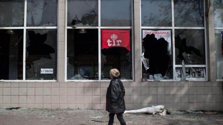 Ukraine ringt um Frieden (Foto)