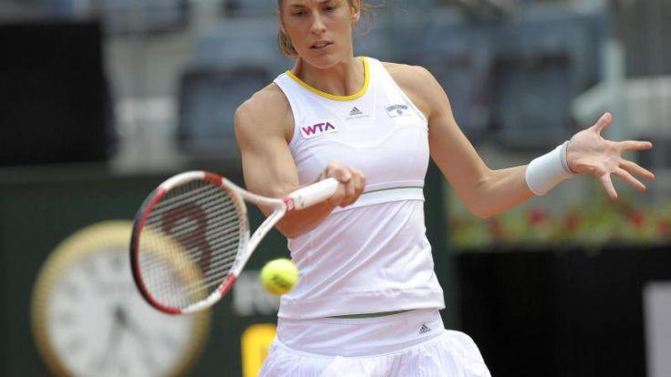 Haas in Rom im Achtelfinale - Petkovic gescheitert (Foto)
