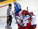 Russen nicht aufzuhalten - Slowakei mit erstemSieg (Foto)