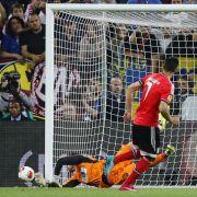 Sevilla gewinnt Europa League nach Elfer-Krimi (Foto)