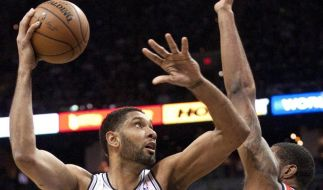Miami Heat und San Antonio Spurs im NBA-Halbfinale (Foto)