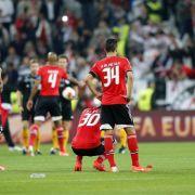 Benficas Fluch: Achte Europacup-Finalpleite in Serie (Foto)