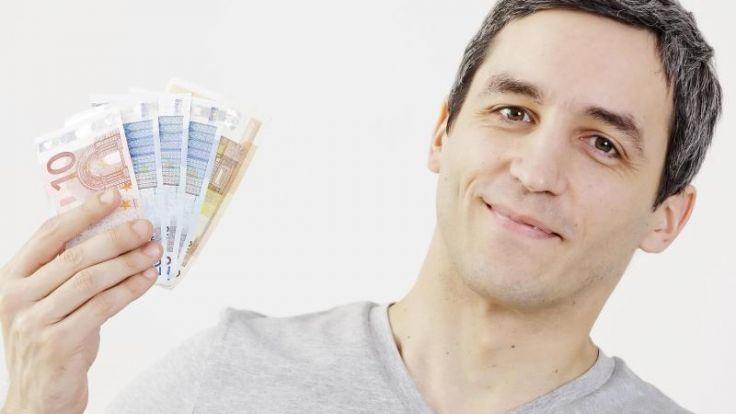 Günstiges Geld - Abrufkredite bieten Kunden Flexibilität (Foto)