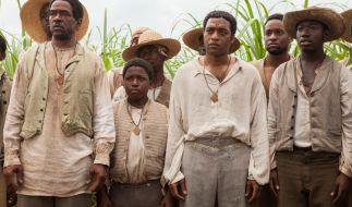 Solomon Northup, ein eigentlich freier Mann, wird von Verbrechern entführt und jahrelang gegen seinen Willen als Sklave gehalten. (Foto)