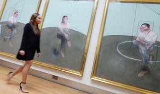 Zeitgenössische Kunstwerke stehen bei Sammlern in aller Welt hoch im Kurs. (Foto)