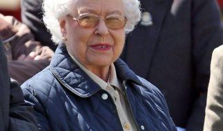 Queen besucht ganz leger Pferdeschau in Windsor (Foto)