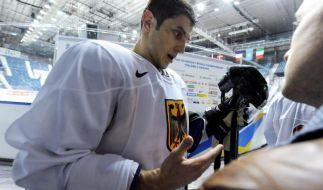 NHL-Profi Goc sagt möglichen WM-Einsatz ab (Foto)