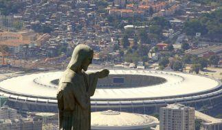 Brasilien-WM zwischen Kritik und Faszination (Foto)