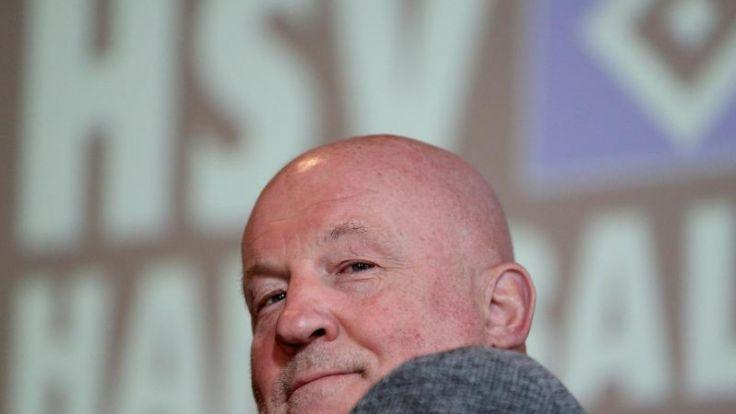 Medien: HSV-Mäzen Rudolph bereit für Finanzspritze (Foto)