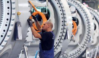 Rasanter Jahresstart: Deutsche Wirtschaft verdoppelt Wachstum (Foto)