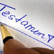 Testierunfähigkeit muss nachgeweisen werden (Foto)