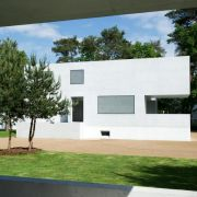 Bauhaus-Meisterhäuser wieder komplett (Foto)