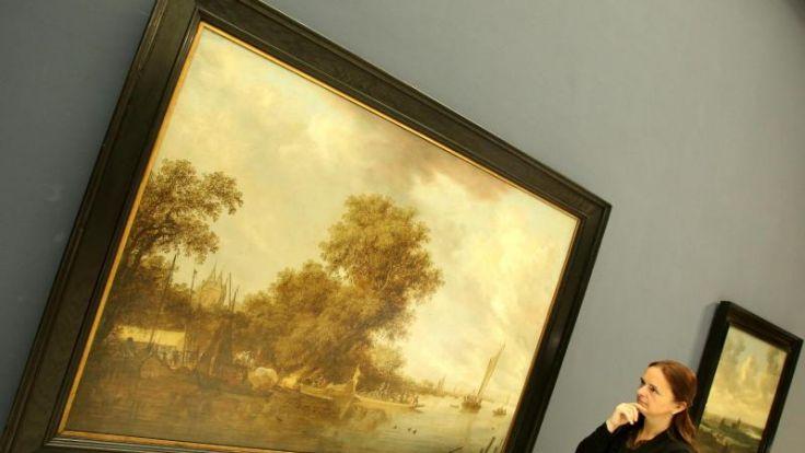 Landschaft mit Tiefgang: Der Niederrhein in der Kunst (Foto)