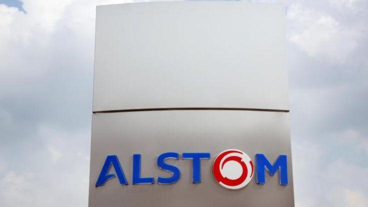 Frankreich sichert sich Eingriffsrechte bei Alstom-Übernahme (Foto)