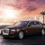 Überarbeiteter Rolls-Royce Ghost startet im September (Foto)