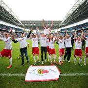 RB Leipzig erhält dank Kompromiss die Zweitliga-Lizenz (Foto)