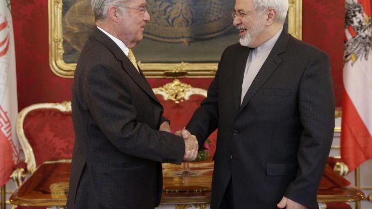 Vierte Runde im Atomkonflikt mit Iran geht zu Ende (Foto)