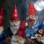 Waaahh! Angriff der Zombie-Gartenzwerge (Foto)