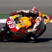 Motorrad-WM 2014: Marquez und Rossi jubeln in Frankreich, Bradl Siebter (Foto)
