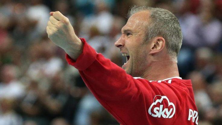 Rückkehr: Omeyer will sich mit Cupsieg verabschieden (Foto)