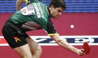 Deutsches Finale im Pokal - Ovtcharov will CL-Hattrick (Foto)