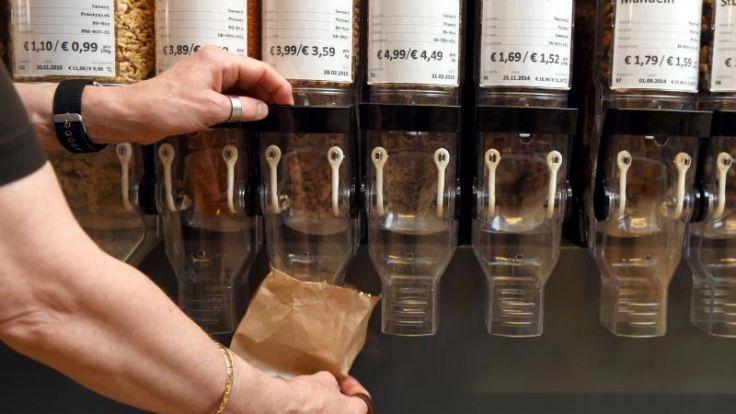 Gegen den Verpackungswahn: Neue Geschäfte setzen auf lose Ware (Foto)