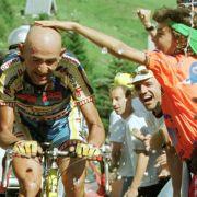 Giro in Pantani-Land: Gedenkrennen zum zehnten Todestag (Foto)
