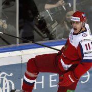 Russischer NHL-Profi Malkin reist zur Eishockey-WMnach (Foto)