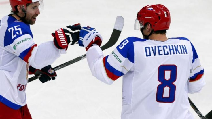 Wiedergutmachungs-Tour: Russland-Stars WM-Topfavorit (Foto)