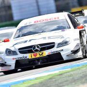 DTM:Schnelle Verbesserung von Mercedes «illusorisch» (Foto)