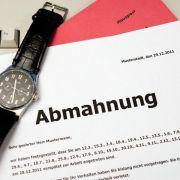 Abmahnung in der Ausbildung:Rechtmäßigkeit prüfen (Foto)