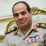 Peinlicher Druckfehler: Al-Sisi bekämpft das «Denken» (Foto)