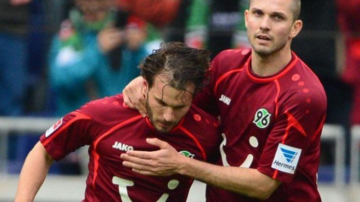 Andreasen verlängert um ein Jahr bei Hannover 96 (Foto)