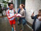 Verletzten-Serie: Drei Katusha-Profis geben Giro auf (Foto)