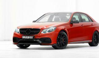 Brabus bringt Mercedes E-Klasse auf 850 PS (Foto)