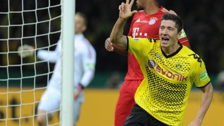Lewandowski kann spielen und plant krönenden Abschluss (Foto)