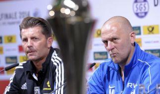 Frauen-Pokalfinale als Duell der Gegensätze (Foto)