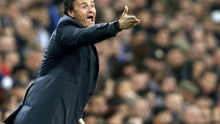 Trainer Luis Enrique verlässt Celta de Vigo (Foto)