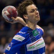 HSV-Handballer Lindberg fällt bis Saisonende aus (Foto)