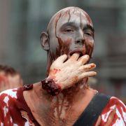 Zombie-Wahnsinn: die 5 krassesten Phänomene (Foto)