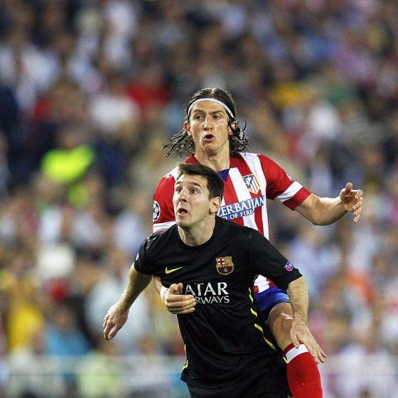 Barca-Altetico endet 1:1 - Madrid holt 10. Titel der Clubgeschichte (Foto)