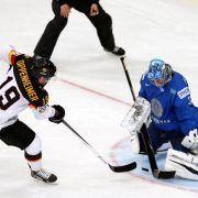 Eishockey-WM 2014: DEB-Stürmer Thomas Oppenheimer wollte gegen Weißrussland wieder treffen, doch es reichte nicht.