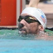 Phelps verzichtet auf Finale über 200 Meter Freistil (Foto)
