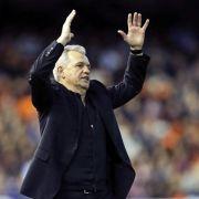 Espanyol und Trainer Aguirre trennen sich (Foto)