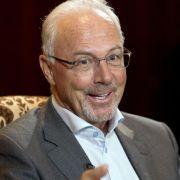 Beckenbauer von Mandzukics Fehlen überrascht (Foto)