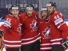 Kanada und Schweden erreichen WM-Viertelfinale (Foto)