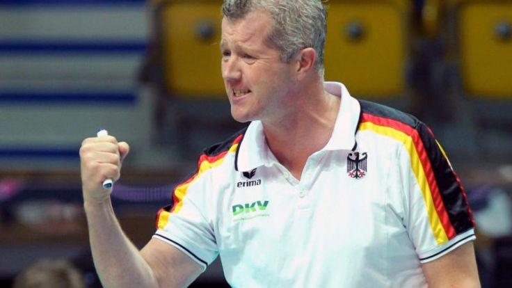 Volleyball-Nationalmannschaft gewinnt Test gegen Belgien (Foto)