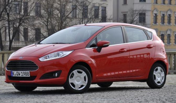 Die besten Bilder zu Test Ford Fiesta EcoBoost - Die 1.0-Liter Kanonenkugel: Ford (Foto)