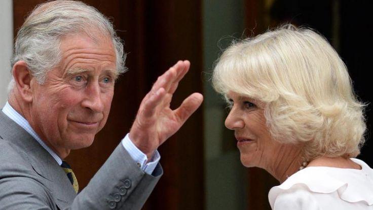 Prinz Charles und Camilla besuchen Kanada (Foto)